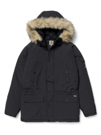Carhartt WIP W Anchorage Parka (black/black)
