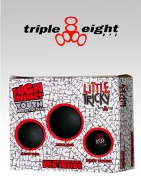 Triple Eight Little Tricky Schoner Set (black)