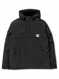 Carhartt WIP Nimbus Pullover Winter Windbreaker (black)