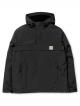 Carhartt WIP Nimbus Pullover Winter Windbreaker (black)