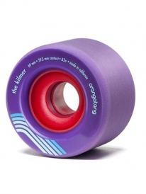 Orangatang The Kilmer 69mm 83a (purple) 4er Satz
