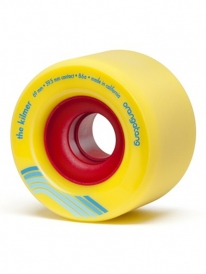 Orangatang The Kilmer 69mm 86a (yellow) 4er Satz