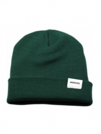 Wemoto North Beanie (bottle green)
