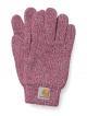 Carhartt WIP Scott Handschuhe (blast red/white)