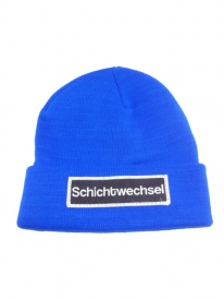 Schichtwechsel Watch Beanie (royal blue)