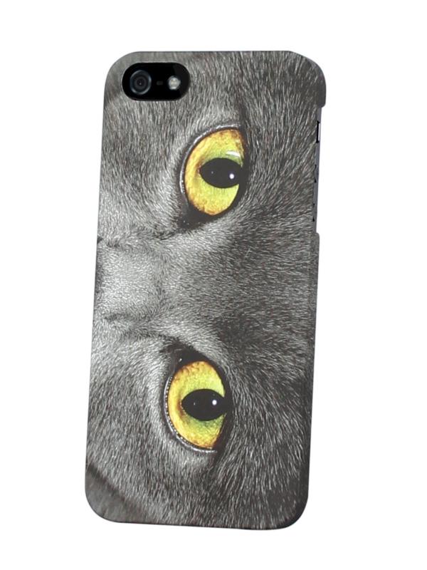Dedicated Cat Eyes iPhone Hülle (4 / 5)