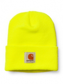 Carhartt WIP Acrylic Watch Hat Beanie (bright lime)