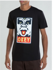 Obey Mega Dose T-Shirt (black)
