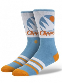Stance Clippers Socken (blue)