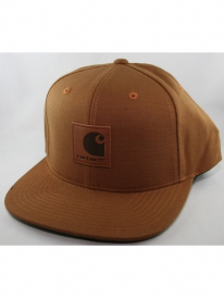 Carhartt Logo Starter Cap (hamilton brown)