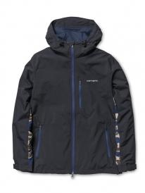 Carhartt Dixon Jacket (black/camo isle/metro blue)