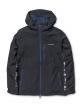 Carhartt WIP Dixon Jacket (black/camo isle/metro blue)