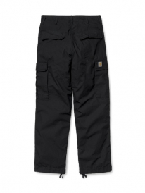 Carhartt WIP Regular Cargo Pant (black rinsed)
