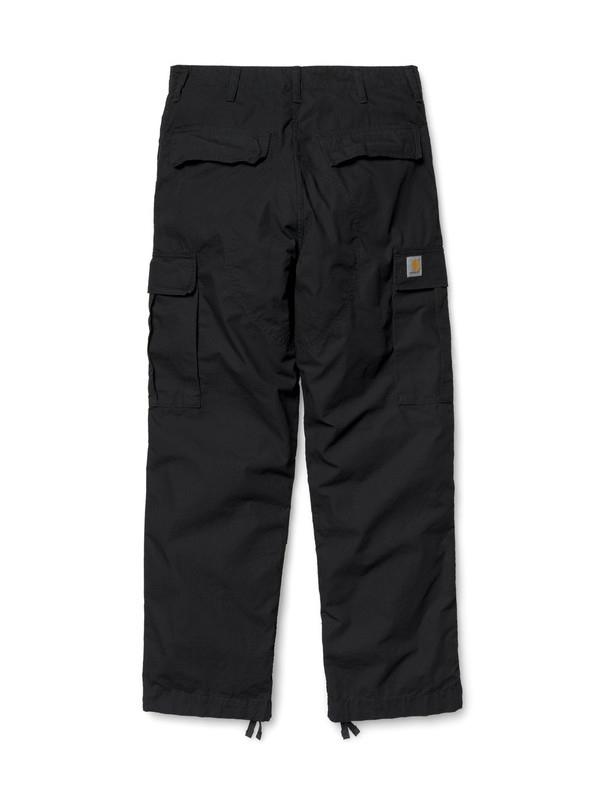 Carhartt WIP Regular Cargo Pant (black rinsed)