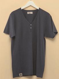 Wemoto Smith T-Shirt (navyblue melange)