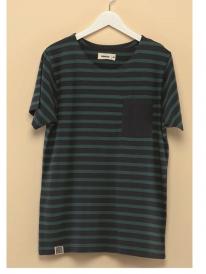 Wemoto Sidney T-Shirt (navy/green)