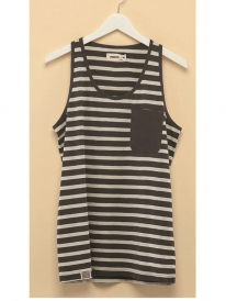 Wemoto Sal Tank Top (black/whisper white)