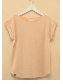 Wemoto Bell T-Shirt (yellow melange)