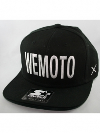 Wemoto Billboard Cap (black)