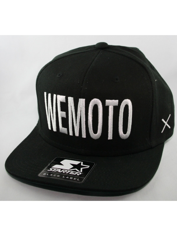 Wemoto Billboard Cap (black)