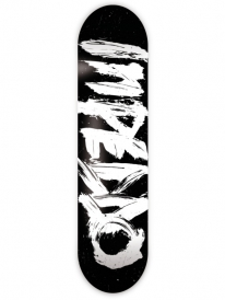 Inpeddo Brusher Deck 8.125 Inch (black/white)