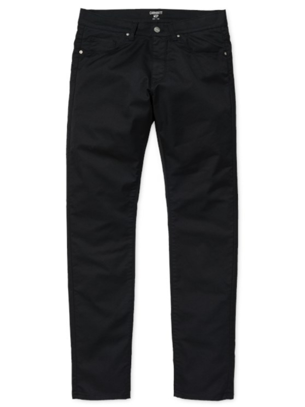 Carhartt WIP Vicious Pant (black rinsed)