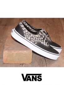 Vans Era (leopard/black)