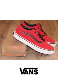 Vans Milton (chili pepper/black)