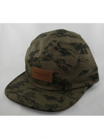 Obey Ace 5-Panel Cap (army)