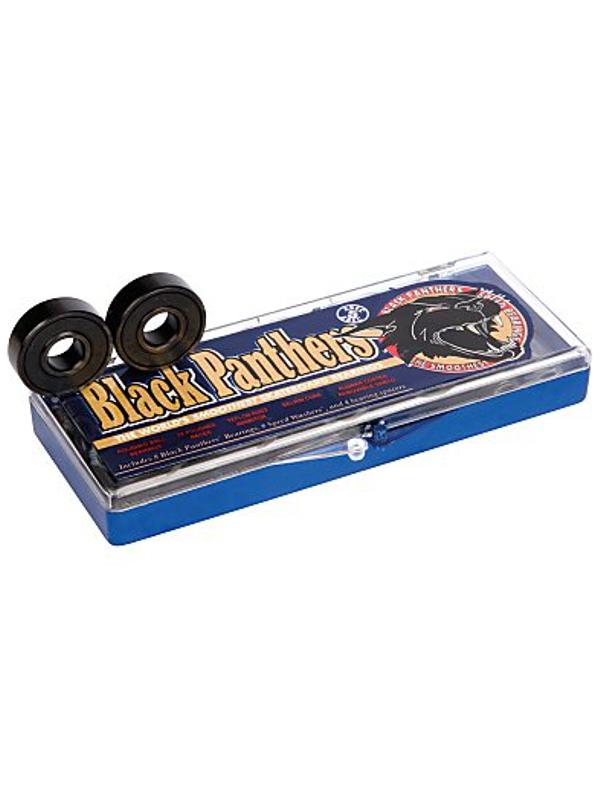 Shortys Black Panthers Kugellager ABEC5 inkl. Spacer