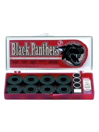 Shortys Black Panthers Kugellager ABEC7 inkl. Spacer