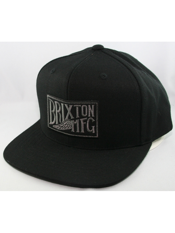 Brixton Coventry Cap (black)