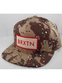 Brixton Rift Cap (desert camo)