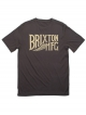 Brixton Coventry T-Shirt (washed black)