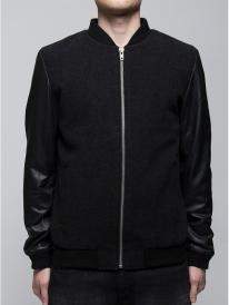 Revolution 7341 Lederjacke (black)