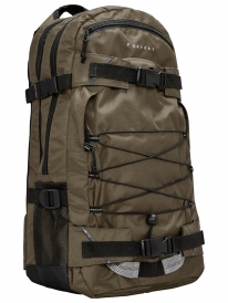 Forvert Laptop Louis Rucksack (dark olive)