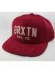 Brixton Arden 2 Cap (burgundy)