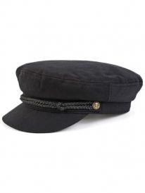 Brixton Fiddler Cap (black)