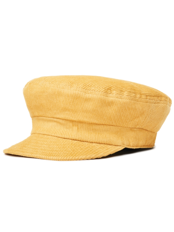 Brixton Fiddler UN Cap (maize)