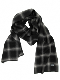 HUF Shadowplaid Schal (black)