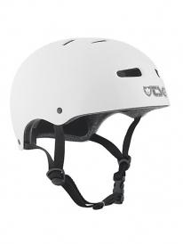 TSG Skate/BMX Helm injected white (verschied. Größen)
