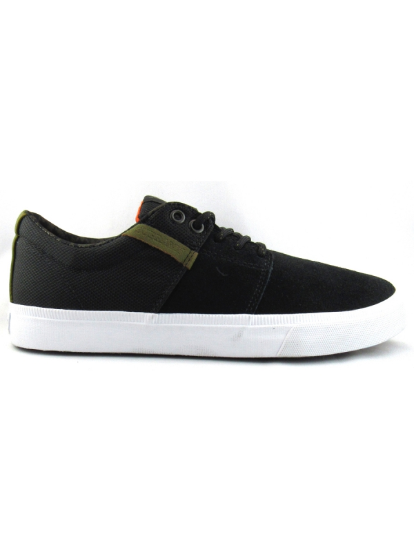 Supra Stacks Vulc II (black/olive)