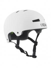 TSG Evolution Helm injected white (verschied. Größen)