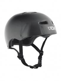 TSG Skate/BMX Helm injected black (verschied. Größen)