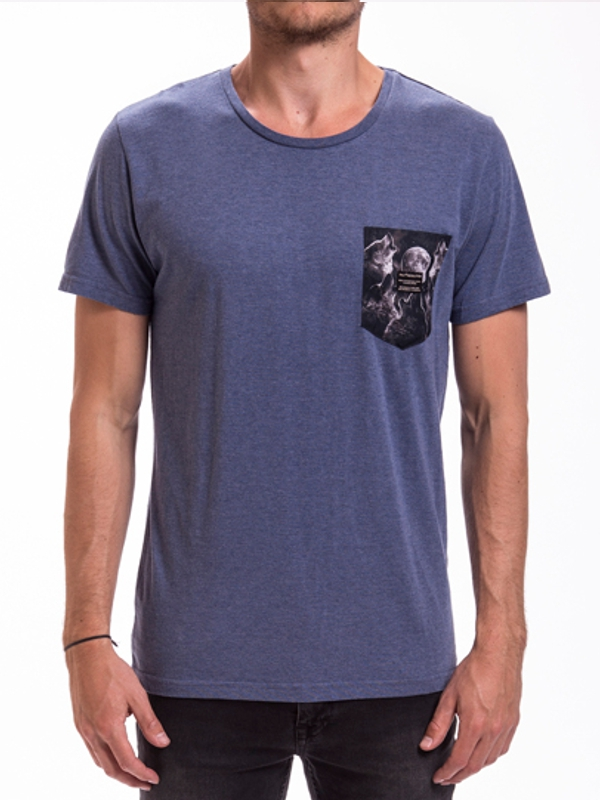 Revolution 1672 Wol T-Shirt (blue)