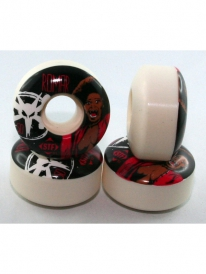 Bones Wheels STF Romar Blood V3 Rollen 50mm (white) 4er Satz