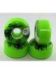 Bones Wheels STF Bingaman Aced V2 Rollen green (versch. Größen) 4er Satz