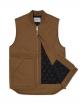 Carhartt WIP Vest (hamilton brown rigid)