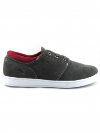 Emerica The Figueroa (grey/burgundy)