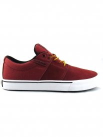 Supra Stacks Vulc II (burnt henna/white)